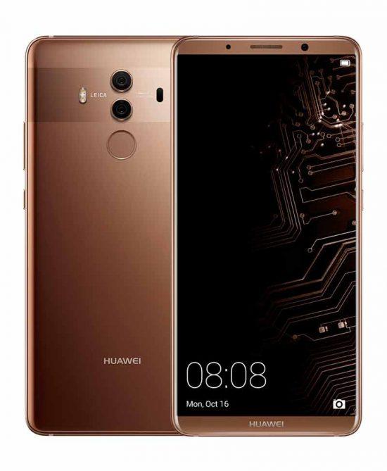 smartphones peru huawei mate 10 pro 128gb dorado venta celulares peru tienda 01