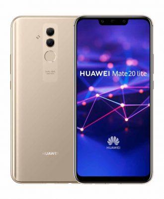 smartphones peru huawei mate 20 lite 64gb dorado venta celulares peru tienda 01