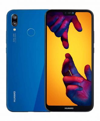 smartphones peru huawei p20 lite 32gb azul venta celulares peru tienda 01