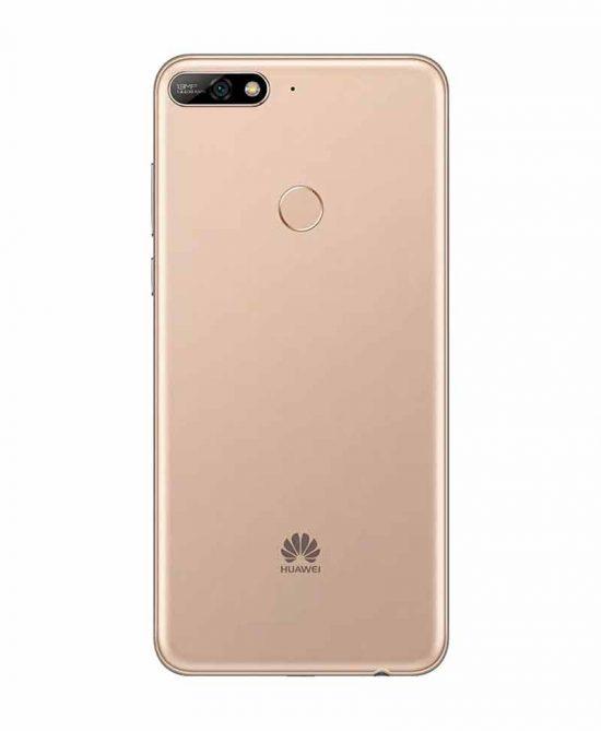 smartphones peru huawei y7 2018 16gb dorado venta celulares peru tienda 02