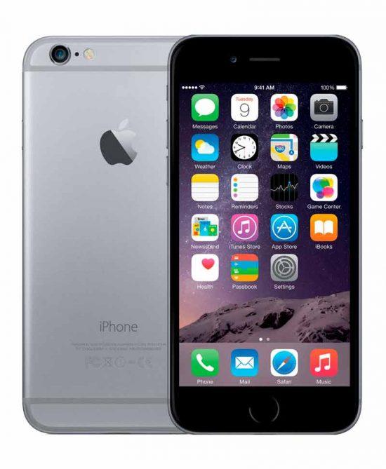 smartphones peru iphone 6 32gb space gray venta celulares peru tienda 01