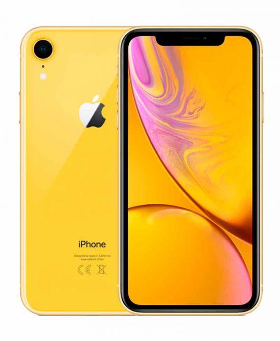 smartphones peru iphone xr 128gb amarillo venta celulares peru tienda 01