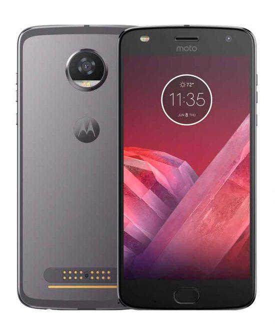 smartphones peru motorola moto z2 play 64gb lunar gray venta celulares peru tienda 01