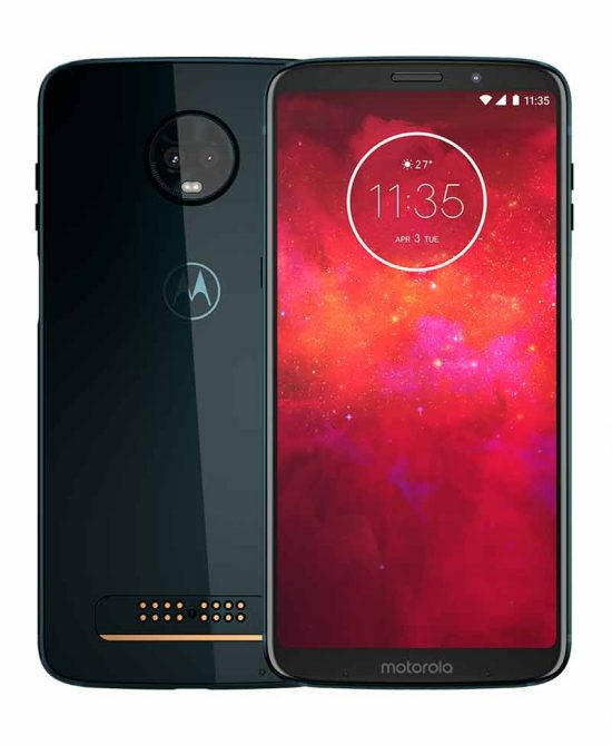smartphones peru motorola moto z3 play 64gb deep indigo venta celulares peru tienda 01