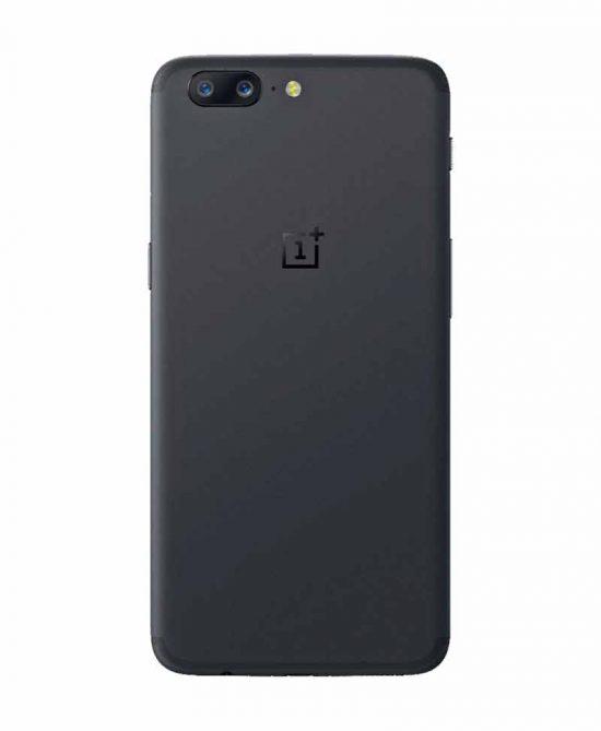 smartphones peru oneplus 5 128gb black venta celulares peru tienda 02
