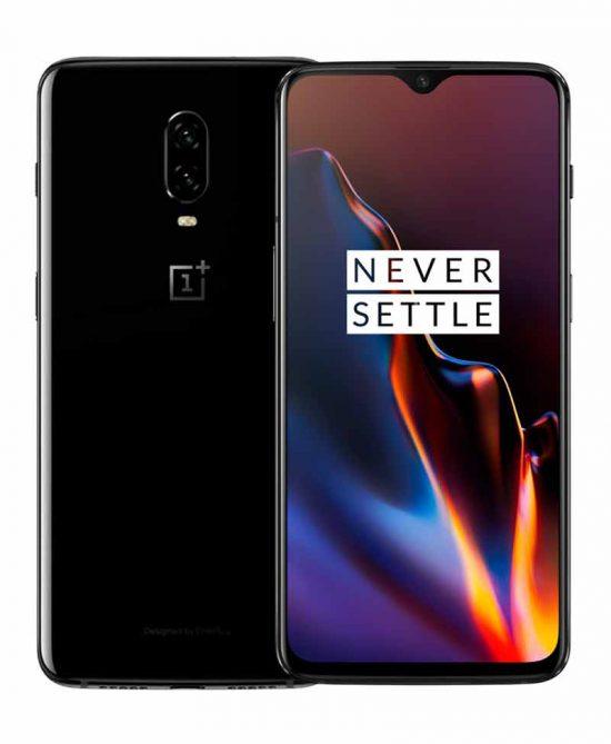 smartphones peru oneplus 6t 128gb mirror black venta celulares peru tienda 01