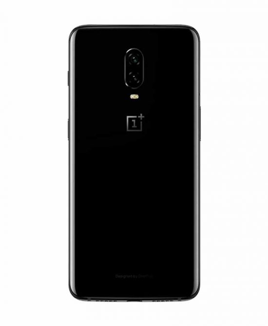 smartphones peru oneplus 6t 128gb mirror black venta celulares peru tienda 02
