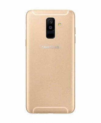 smartphones peru samsung galaxy a6 plus 64gb dorado venta celulares peru tienda 02