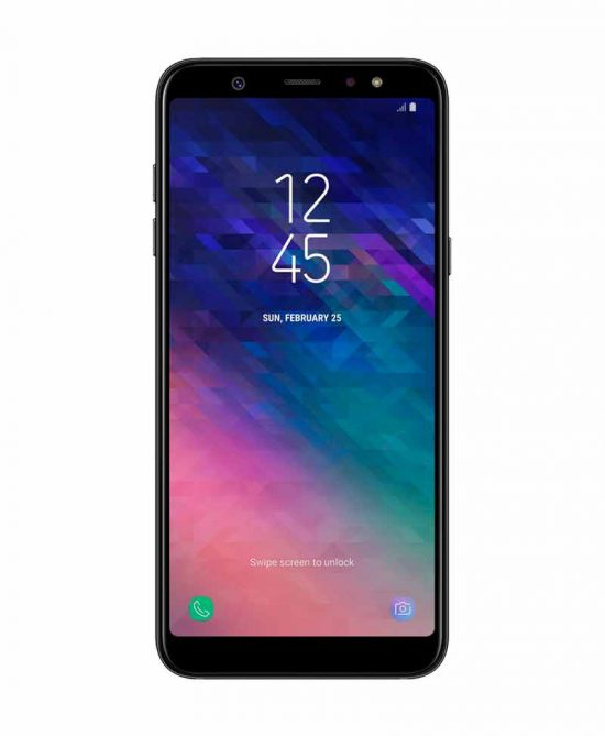 smartphones peru samsung galaxy a6 plus 64gb dorado venta celulares peru tienda 03