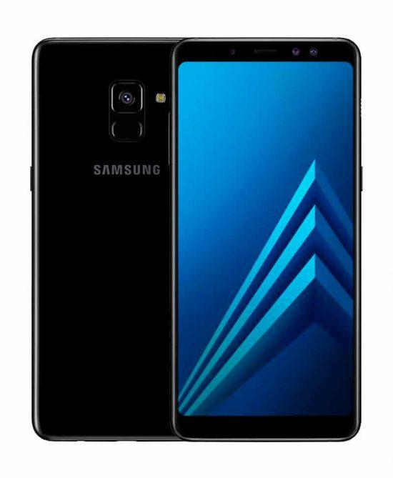 smartphones peru samsung galaxy a8 plus 32gb dorado venta celulares peru tienda 01