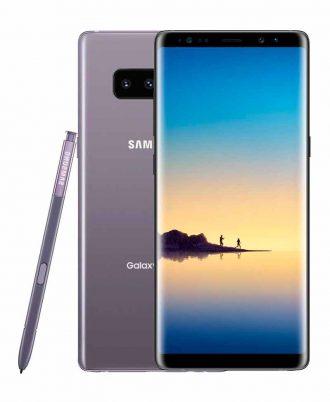smartphones peru samsung galaxy note 8 64gb orchid gray venta celulares peru tienda 01