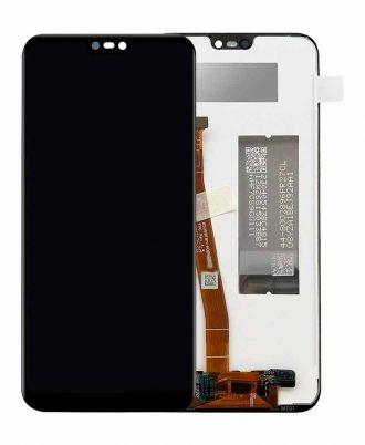 smartphones peru lcd pantalla huawei p20 lite negra venta celulares peru tienda servicio tecnico 01