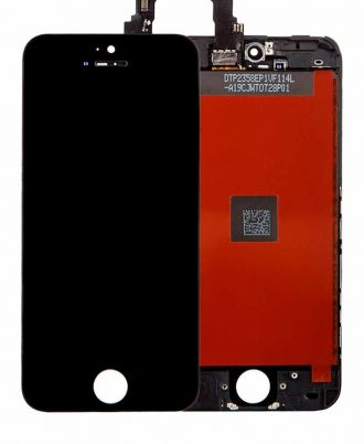 smartphones peru lcd pantalla iphone 5c negra venta celulares peru tienda servicio tecnico 01