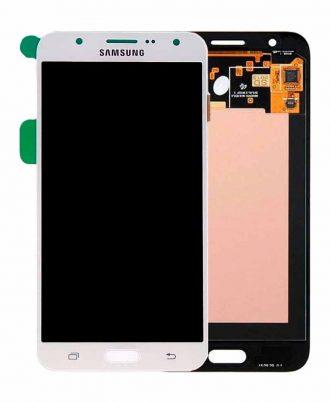 smartphones peru lcd pantalla samsung galaxy j7 blanca venta celulares peru tienda servicio tecnico 01