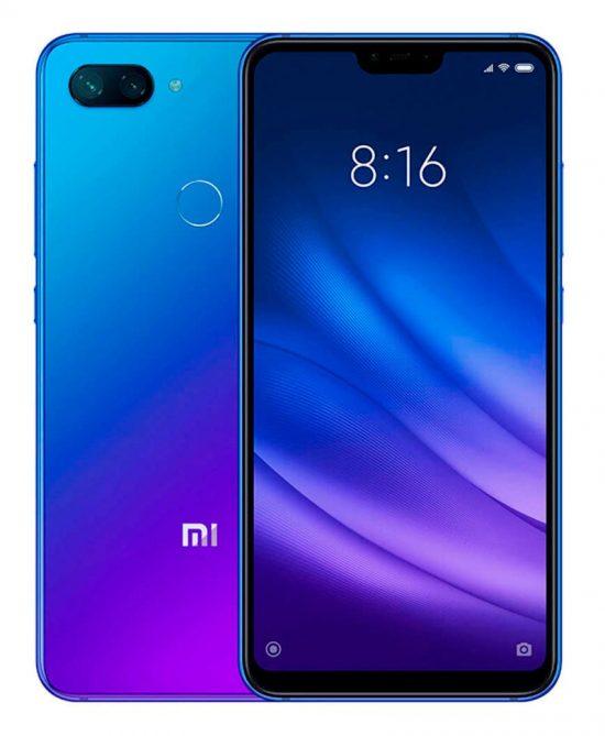 Xiamoi mi8 Lite Smartphonesperu venta de celulares y servicio tecnico