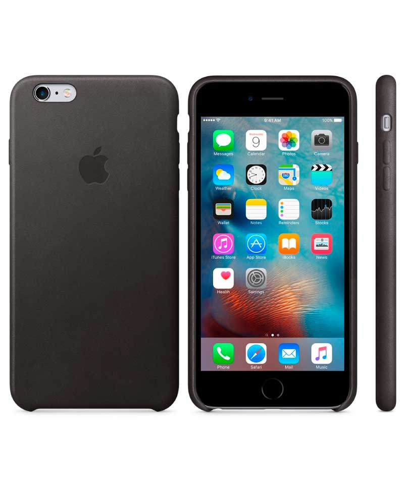 cec6c7d4945 Apple - Protector Funda Silicone Case Para Apple IPhone 6 (4.7 ...