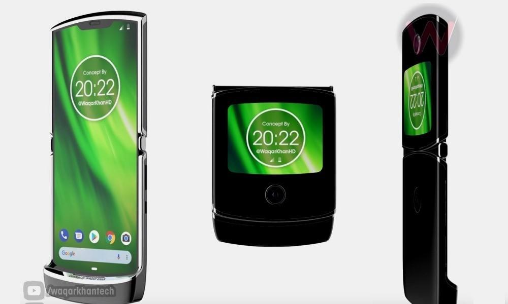 Moto RAZR 2019 smartphonesperu min