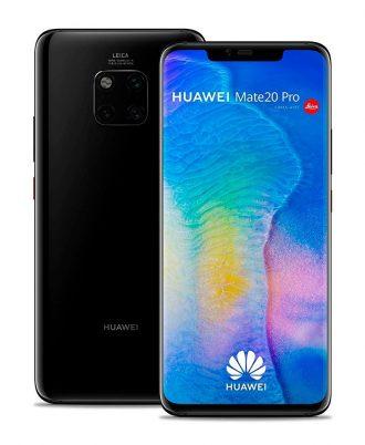 Huawei mate 20 pro negro smartphonesperu