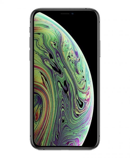 iphone xs negro smartphones peru frente