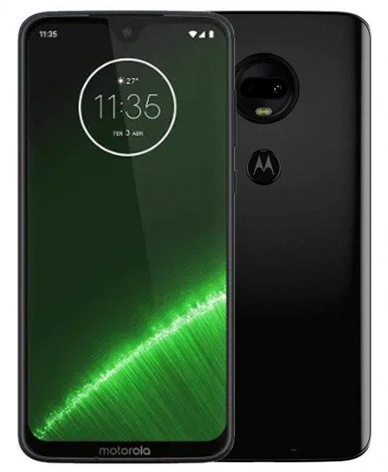 smartphones peru moto g7 plus negro