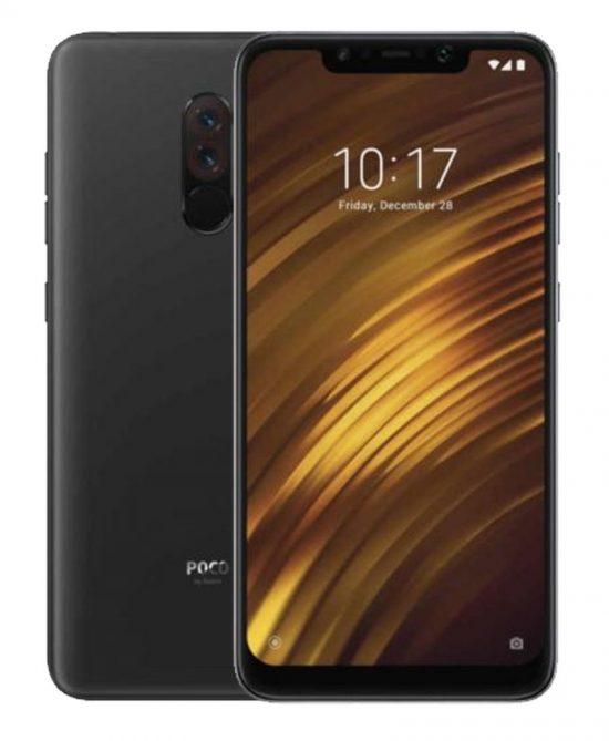 smartphones peru pocophone f1 negro