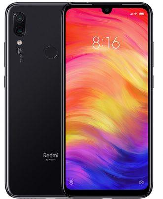 smartphones peru xiaomi redmi note 7 64 gb negro