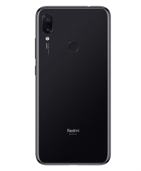 smartphones peru xiaomi redmi note 7 64gb negro