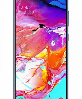 0005 samsung galaxy A70 azul 3 Smartphonesperu venta de celulares y servicio tecnico