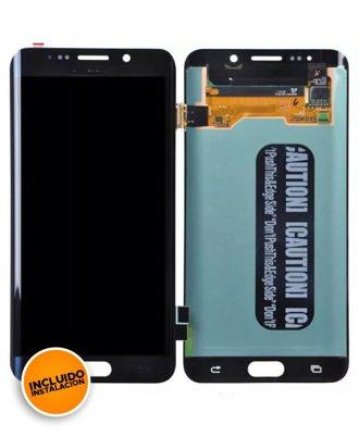 Smartphonesperu venta de celulares y servicio tecnico 0036 cambio de pantalla samsung galaxy s6 edge plus instalacion 1