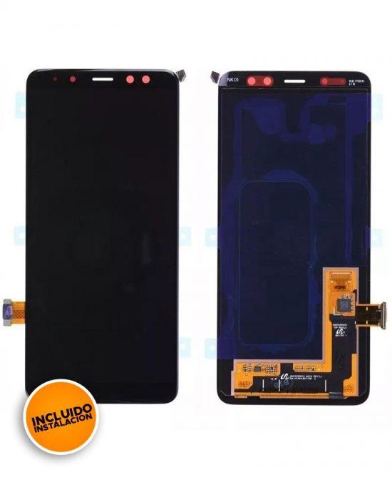 Smartphonesperu venta de celulares y servicio tecnico 0075 cambio de pantalla samsung a8 2018 plus servicio tecnico 1