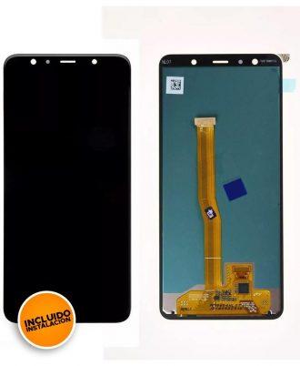 Smartphonesperu venta de celulares y servicio tecnico 0086 cambio de pantalla original samsung a7 2018 serviciotecnico 1