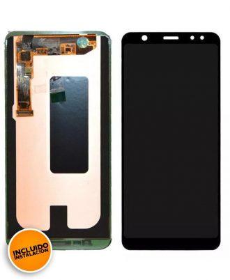 Smartphonesperu venta de celulares y servicio tecnico 0088 cambio de pantalla original samsung a6 plus servicio tecnico