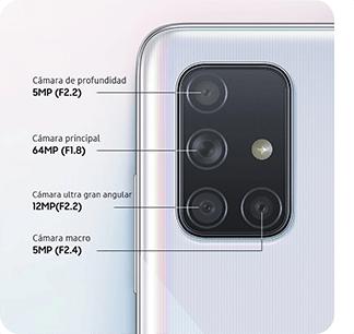 samsung galaxy A71 128gb smartphones peru 3