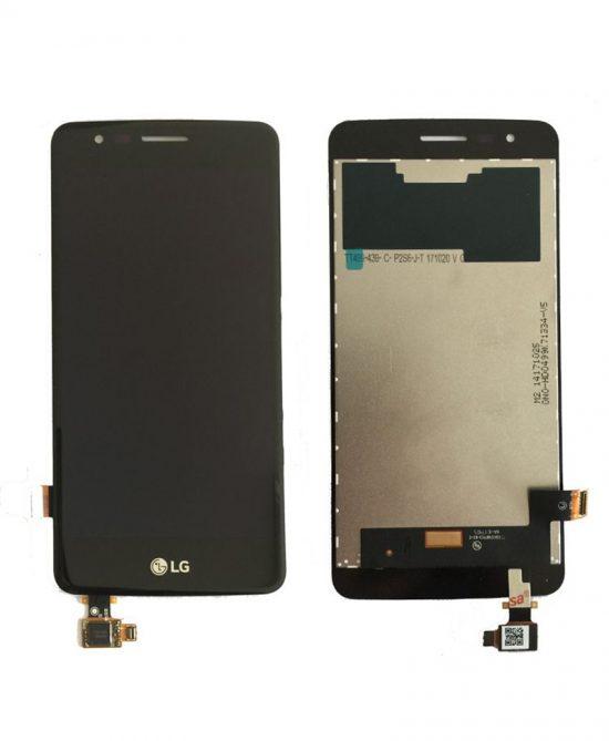 servicio tecnico smartphonesperu cambio de pantalla para LG K8 2017 1