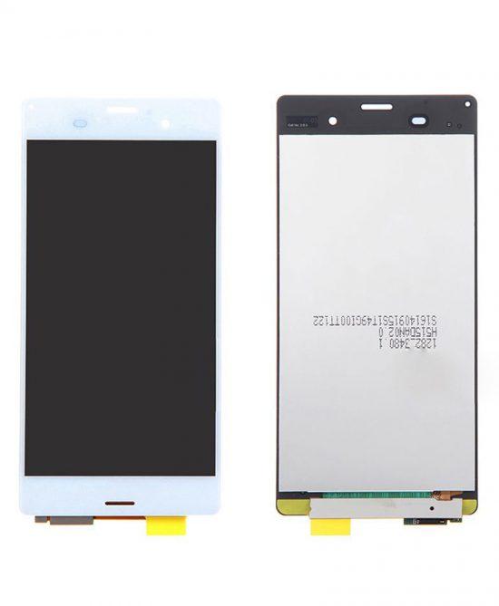 smartphonepseru cambio de pantalla 0013 pantalla para Sony xperia z3 1