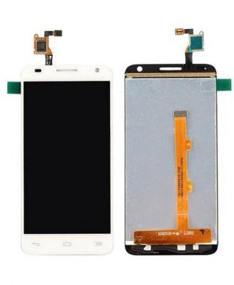 smartphonesperu cambio de pantalla 0007 pantalla para ALCATEL idol 2 mini