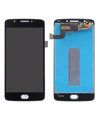smartphonesperu cambio de pantalla 0018 pantalla para Moto e 4 1
