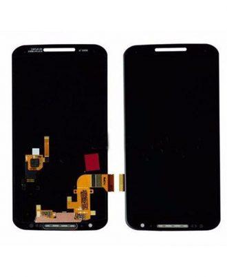 smartphonesperu cambio de pantalla 0023 lcd pantalla moto x2 negro refacciones para celulares china