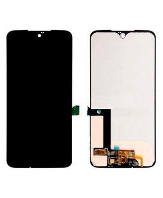 smartphonesperu cambio de pantalla 0025 pantalla para Moto one macro