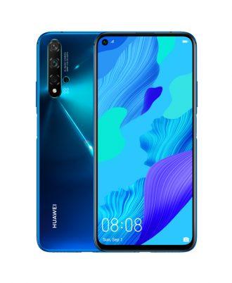 Smartphonesperu venta de celulares y servicio tecnico Huawei Nova 5t color Azul 1