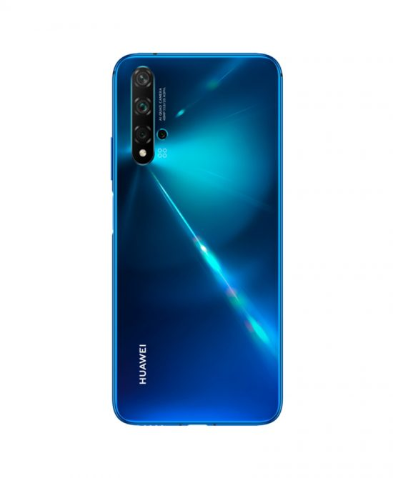 Smartphonesperu venta de celulares y servicio tecnico Huawei Nova 5t color Azul 2