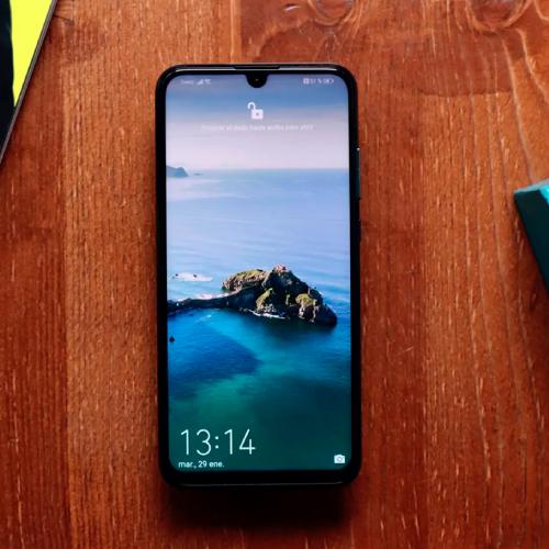 celulares con bloqueo de huella digital