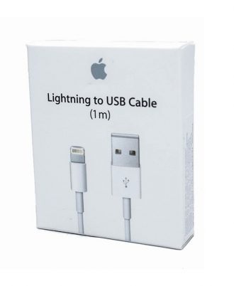 SMARTPHONESPERU cable 1 metro lightning usb apple 1