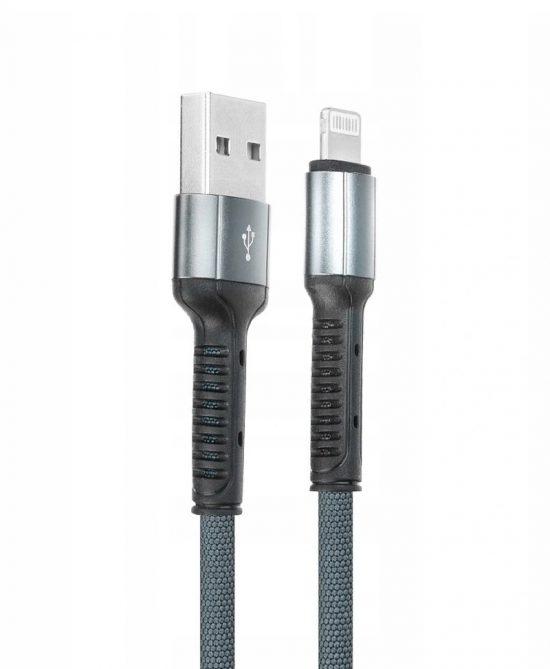 SMARTPHONESPERU cable ldnio anti rupturas apple 2 metros