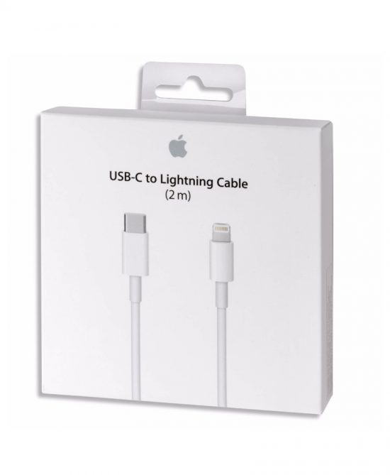 SMARTPHONESPERU cable lightning tipo c 2 metros