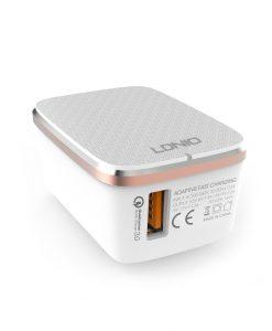 SMARTPHONESPERU cargador ldnio carga rapida usb v8 1