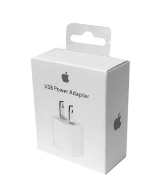 SMARTPHONESPERU dado adapter iphone apple 5w 2