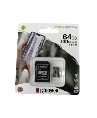 SMARTPHONESPERU micro sd kingston 64gb