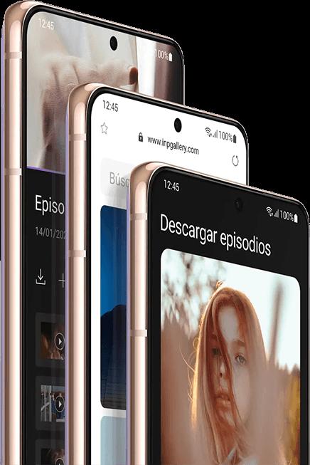 Samsung Galaxy S21 y S21 los mejores celulares  NOTICIAS DE TECNOLOGIA EN SMARTPHONES PERU 2