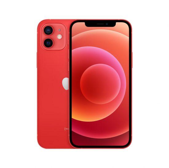 iPhone 12 Red Mesa de trabajo 1